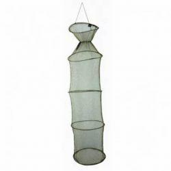 haltartó Carp Zoom Eco-N karikás haltartó szák 5rész 40x160cm (CZ0030)