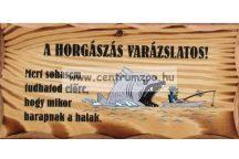 FATÁBLA A HORGÁSZÁS VARÁZSLATOS  (TREF2-003)