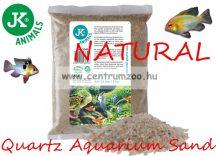 JK Animals Aquariumsand Natural természetes kvarc kavics akváriumba - 2kg (18560)