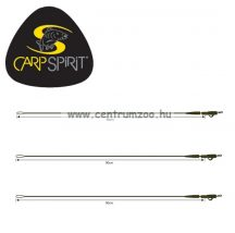 Carp Spirit GRAVITY READY LEADER METALLIC LEAD CLIP  előke szerelék zöld 90cm 3db  (ACS010149)