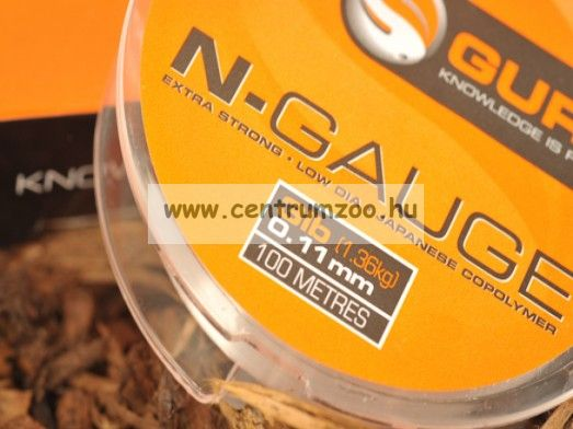 GURU N-Gauge 9lb 0 430ea74eea