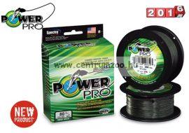 Power Pro zsinór  135m 0,23mm 15kg / zöld