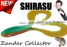 Balzer Shirasu Zander Collector  gumihal 12cm 15g (0013676112) Chatreuse Motoroil