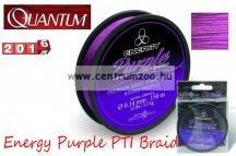 Quantum Energy Purple PTI Braid 150m 0,18mm 8,20kg purplefonott zsinór