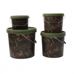 Gardner - CAMO BUCKET MEDIUM (10 LITRE) - terepmintás vödör BUCMC (5060218453444)
