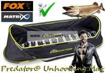 pontymatrac -  Fox Rage Predator® Unhooking Mat matrac bölcső 142x46x26cm (FLU003)