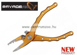 SAVAGE GEAR SideCutter Pliers prémium horgászfogó (40881)