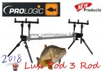 PROLOGIC Prologic Lux Pod 3 Rod masszív 3 botos rod pod (54353)