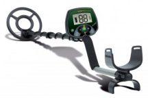 Teknetics Eurotek fémdetektor 8''-os tekerccsel (tekeu-01)