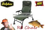 Delphin RS Horgász szék kartámasszal (410100051)