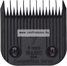 nyírófej ULTIMATE #7 /  4mm (3,8mm) MOSER WAHL 1245 1250 (MAX45 MAX50) géphez (02367-516) 1247-7730