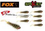 Fox Rage Micro Spikey Shad Stickleback  4cm Micro prémium gumihal 8db (NSL838)