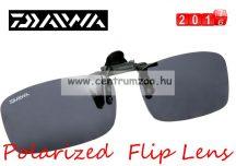 Daiwa Polarized Sunglasses - FLIP LENS - GREY 2017NEW (DPROPCFL3) 202734