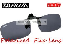 Daiwa Polarized Sunglasses - FLIP LENS - GREY 2017NEW (DPROPCFL3) 202734