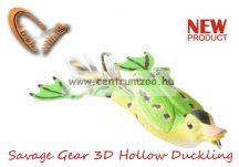 Savage Gear 3D Hollow Duckling weedless S 7.5cm 15g 02-Fruck kiskacsa csukára, harcsára  (57611)