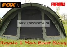 FOX Royale 1 Man Euro Dome Bivvy SÁTOR  300x178x128cm  (CUM186)