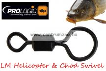 Prologic LM Helicopter & Chod Swivel 15db forgó (49930)