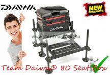 Daiwa Team ®  80 Seat Box Red NEW prémium láda (D80SB-R)