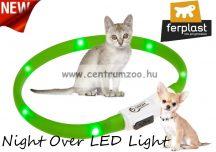Ferplast Night Over 35 LED Light világító nyakörv kiskutya-cica (75636099)