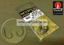 VMC 7022 Mystic Carp Wide Gap pontyozó horog 10db/cs