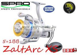 SPRO Zalt Arc XS 750 Tuff Body (1202-750) elsőfékes pergető orsó