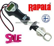 Rapala Big Game Lip Grip halkiemelő 25kg-os digitális mérleggel  (DFG50)