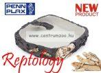 PENN PLAX REPTOLOGY kerámia etető/itató tál hüllőknek 18x18x4cm (071973)