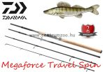 Daiwa Megaforce Travel Spin 2,4m 30-70g pergető bot (11897-245)