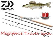 Daiwa Megaforce Travel Spin 2,4m 30-70g pergető bot (11897-245)