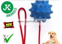 JK-Animals KÖTELES LABDA és kiképző kutyáknak 90mm (46214)