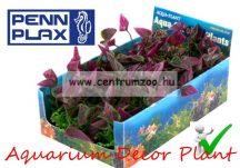 PENN PLAX AQUA-SCAPING közepes lila levélzetű műnövény akváriumba  (098802)