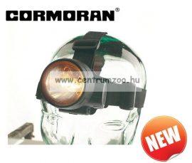 fejlámpa  Cormoran Premium LED Kopfleuchte schwarz LED fejlámpa (85-45101)