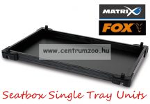 Fox Matrix MSB Single Tray Unit tálca  25mm (GMB017)