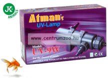 JK Animals Atman  UV-9 W UVC -STERILIZÁTOR UV-C lámpa (14021)