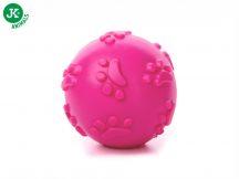 JK Animals labda játék kutyáknak 6cm (45969) PINK
