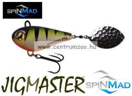 SpinMad Tail Spinner gyilkos wobbler JIGMASTER 12g 1401