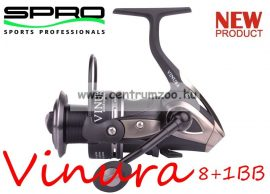Spro Vinura 930 FD 8+1cs elsőfékes pergető orsó (1302-930)