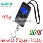 MÉRLEG - Balzer Handle Digital Scales - Fogantyús Digitális mérleg  40kg (18728140)