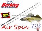 Berkley Air Spin 662S ML 5-20g pergető bot (1446495)