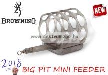Browning BIG PIT MINI FEEDER feederkosár 25g (6621325)