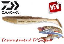 Daiwa Tournament D'swim gumihal pro green 6cm 8db (16506-106)