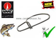 VMC Inox Crosslock Snap rombusz kapocs 1-es 45lb 10db  (3253SS)