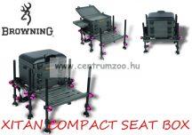 Browning XITAN COMPACT SEAT BOX prémium horgászláda (8017003)
