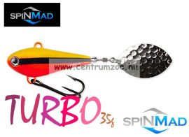 SpinMad Tail Spinner gyilkos wobbler TURBO 35g 1008
