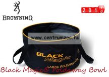 Browning Black Magic® Large  Foldaway Bowl 35cm etetőanyag keverő táska (8527010)