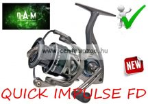 D.A.M QUICK IMPULSE 420 FD  3+1cs elsőfékes orsó (D52761)