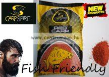 CARP SPIRIT France 100% Natural Bait - Red Carp - prémium etető anyag 1000g