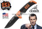 BEAR GRYLLS Scout Lockback Folding Pocket Knife zsebkés (002948)