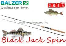 BALZER Black Jack Senso Spin pergető bot 1,8m 3-15g (11621180)