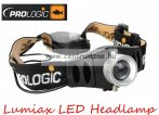 fejlámpa  PROLOGIC Lumiax LED Headlamp fejlámpa  (47345)
